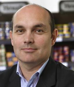 Loïc Hénaff, nouveau président de Produit en Bretagne