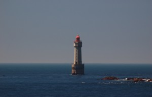 Bretagne. Des phares en mer monuments historiques