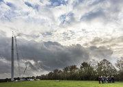 Ouverture du deuxième parc éolien citoyen français en Loire-Atlantique
