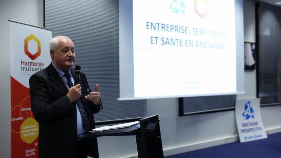 Entreprise, territoires et santé en Bretagne