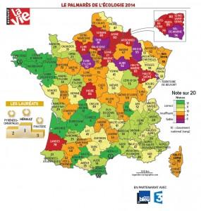 La Bretagne en pointe pour l'écologie
