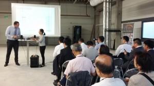 Tro Breizh pour une vingtaine d'entreprises japonaises