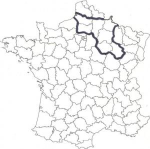 Carte 4 Quoi de commun entre la Baie de Somme et le Plateau de Langres séparés par… 430 km (autre proposition !)