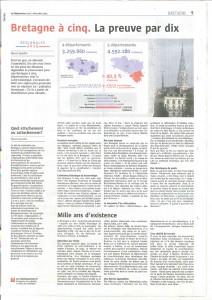 Bretagne à cinq : la preuve par dix