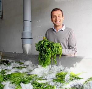 Globe Export. Mathieu Isoard est un visionnaire de l'agroalimentaire