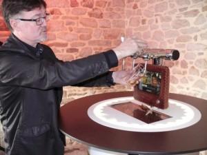 En Bretagne, il invente la tireuse à bière connectée, une première mondiale