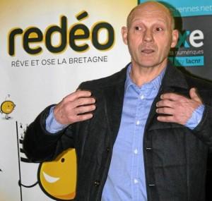 Philippe Legorjus, ex-patron du GIGN, dirigeant de Redéo