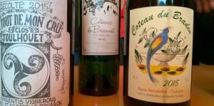 Les vins bretons veulent trouver leur place