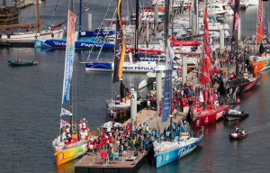 Photo Roman / Volvo Ocean Race