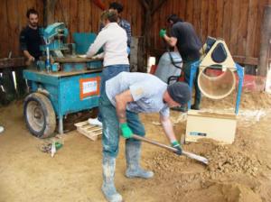 Treffieux (44) : des matériaux écologiques et locaux et un chantier participatif pour la future école