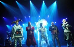 La crème de la musique bretonne reprend l'hymne de la région