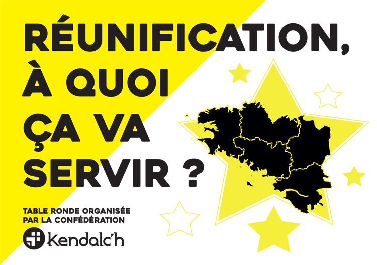 La réunification de la Bretagne : à quoi ça va servir ? Table ronde à Nantes