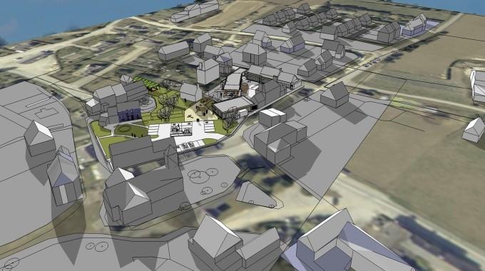 Centres-bourgs et centres-villes de Bretagne : réinventons les centralités !