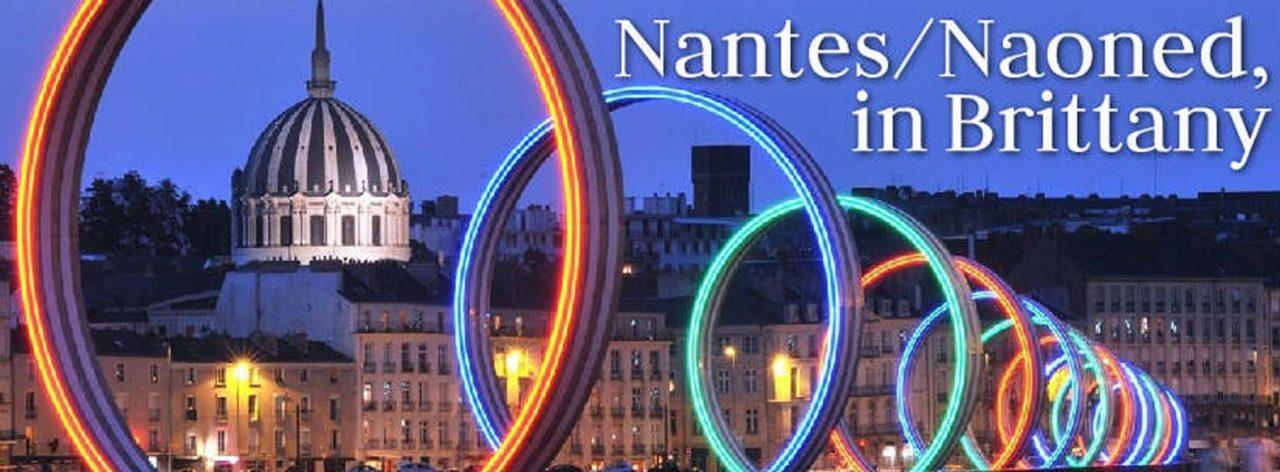 Nantes, première ville bretonne parmi les plus accueillantes du monde