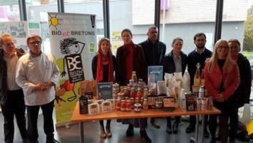 Be Reizh : la marque partagée d'Initiative Bio Bretagne