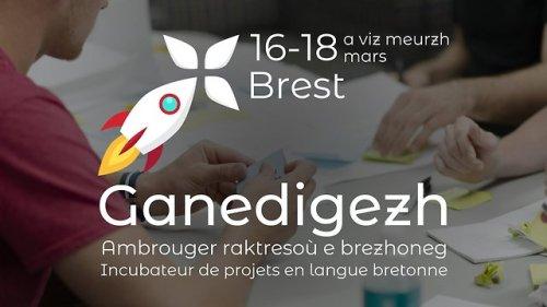 Ganedigezh, incubateur de projets en langue bretonne