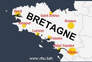 Le bon vivre et le bien travailler : le Top 8 en Bretagne