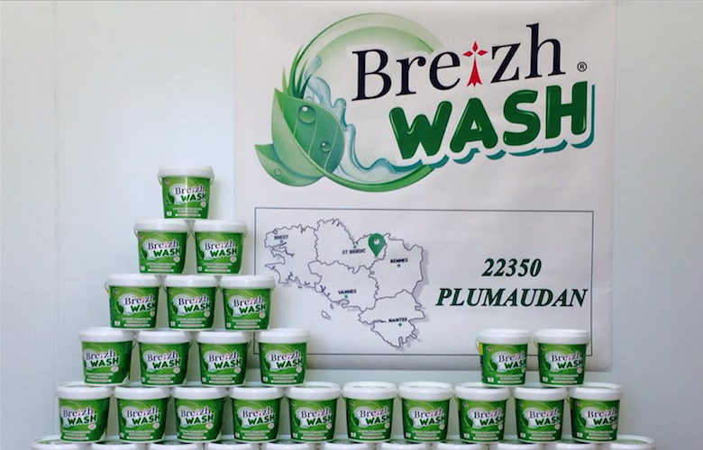 Breizh wash. Lessive écologique made in Armorique