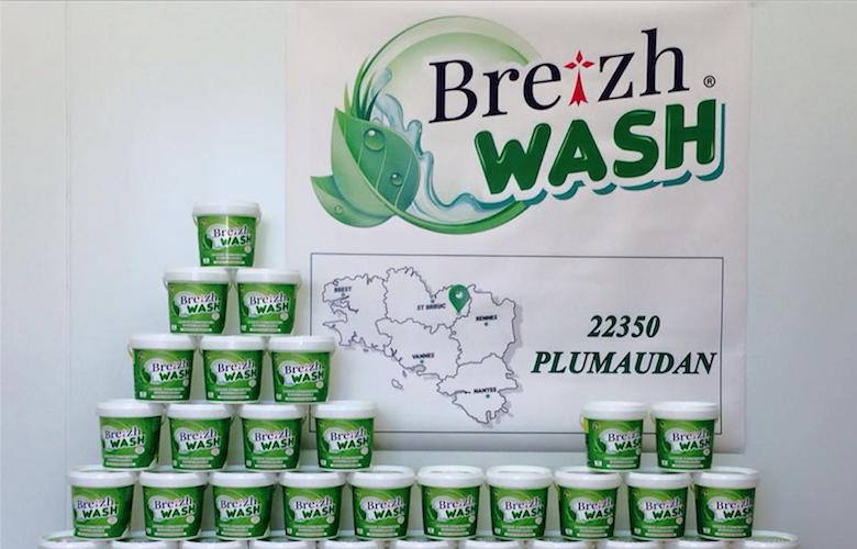 Breizh wash. Lessive écologique made in Armorique