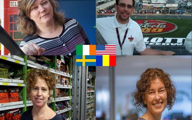 Regards croisés d'expatriés entrepreneurs en Bretagne Sud