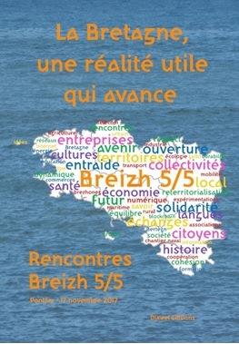 Les actes des «Rencontres Breizh 5/5» sont publiés : commandez-les