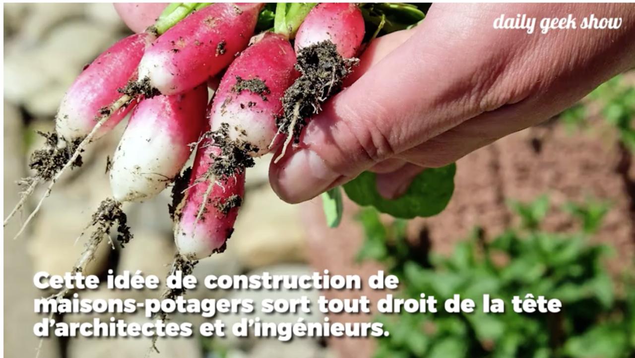 Ce village d'irréductibles Bretons est sur le point d'atteindre l'autonomie alimentaire