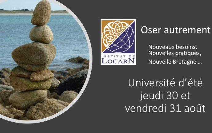 Université d'été 2018 à Locarn