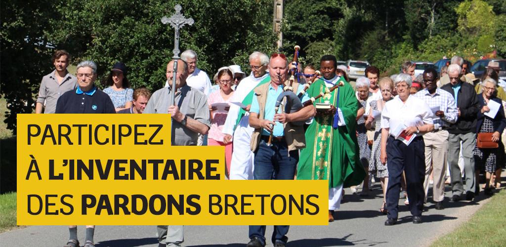 Inventaire régional des pardons et pèlerinages bretons