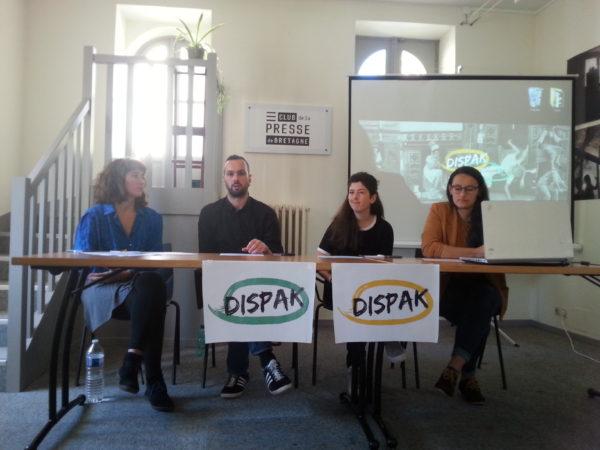 Dispak : un nouveau média en ligne pour les brittophones