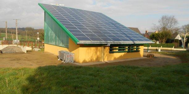 Langouët, village écologique et durable
