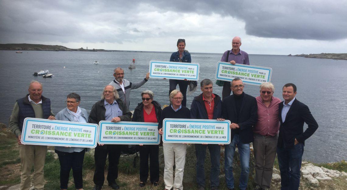Transition énergétique : les îles bretonnes toujours en action