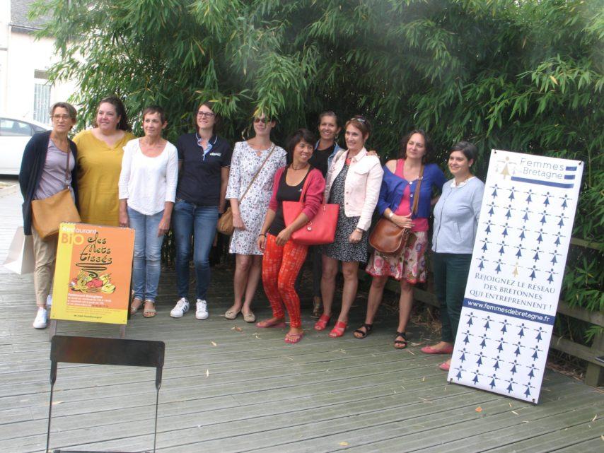 Emploi : une antenne Femmes de Bretagne se lance à Châteaubriant