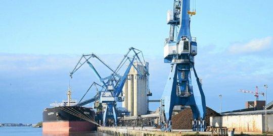 Bois : les déchets recyclés bretons s'exportent depuis Lorient