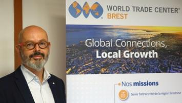 International : le World Trade Center Brest veut être au service des entreprises de la pointe bretonne