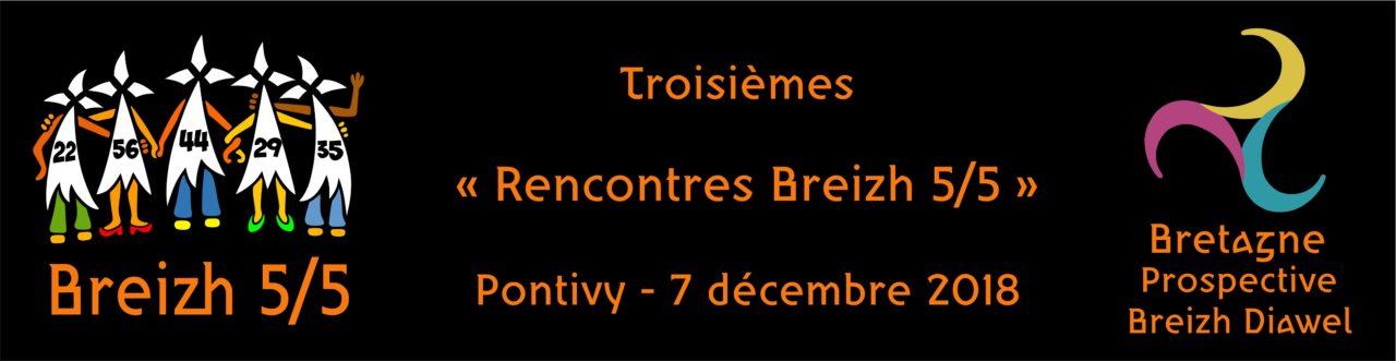 «Bretagne»-«Breizh» : Nouvelles dynamiques des territoires : inscrivez-vous aux Rencontres Breizh 5/5 du 7 décembre