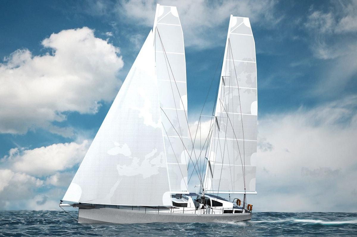 Morlaix : Grain de Sail lance la construction de son premier voilier-Cargo.