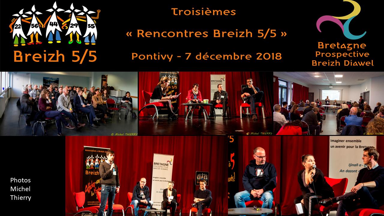3èmes Rencontres Breizh 5/5 : imaginer ensemble des projets