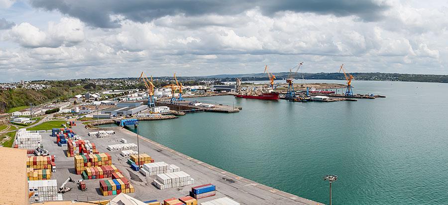 La Bretagne oubliée des nouvelles cartes maritimes de l'Europe