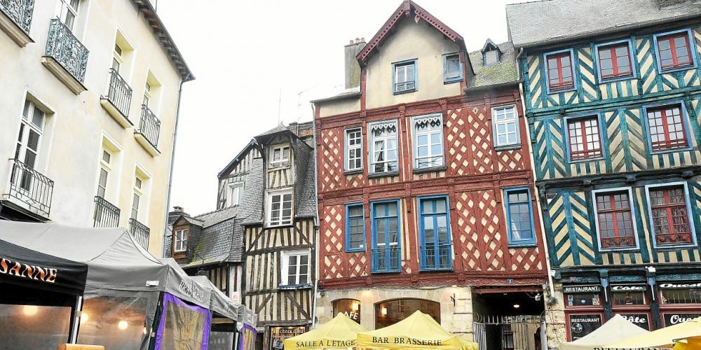 Patrimoine. Pas assez bretonne Rennes ?