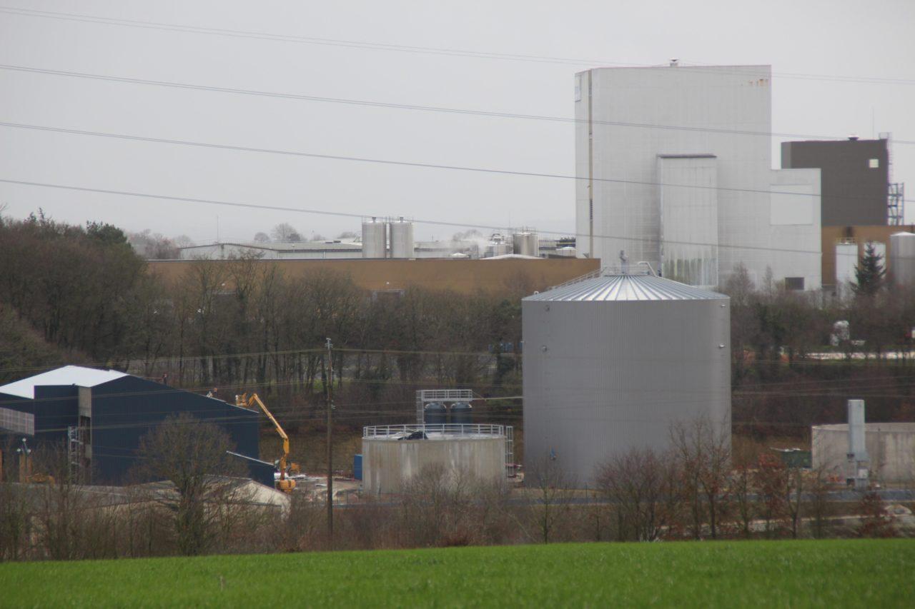 Loudéac bientôt autonome en énergie grâce à la plus importante usine de méthanisation de Bretagne