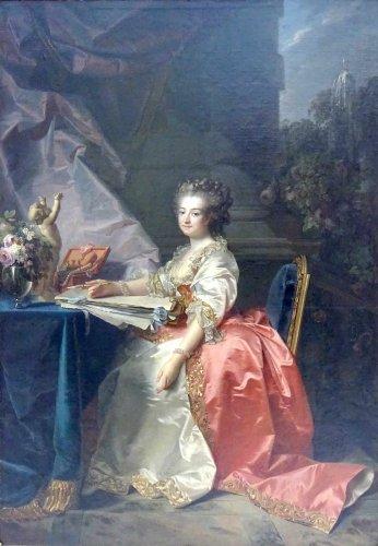 Peintures françaises du XVIIIe siècle des collections de Bretagne