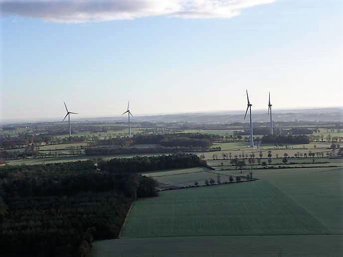 Transition écologique : les éoliennes citoyennes de Plélan-le-Grand