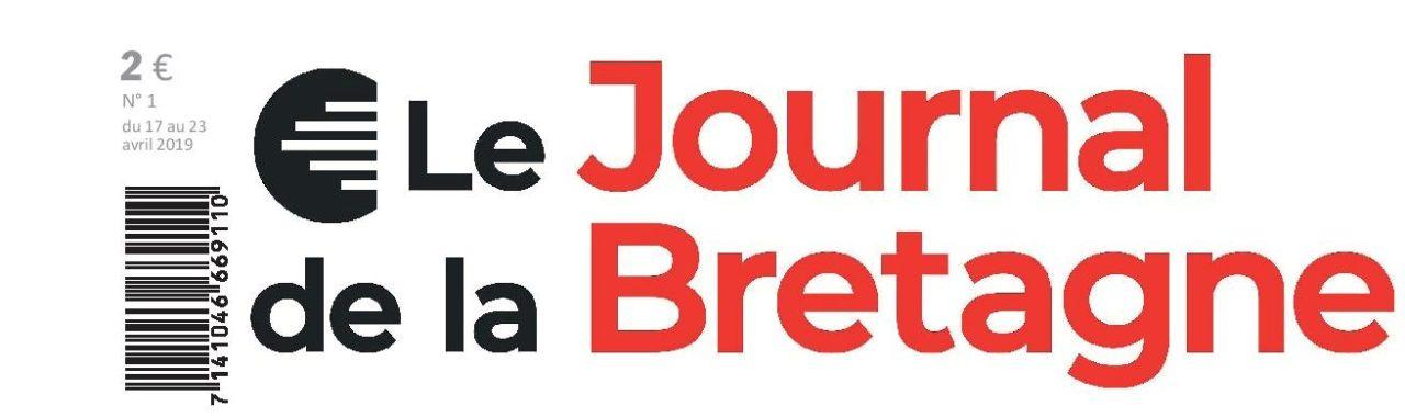 Le Journal de la Bretagne : un nouvel hebdomadaire sur les cinq départements