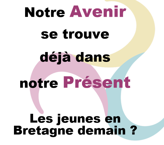 Bretagne Prospective enquête sur les jeunes de notre région