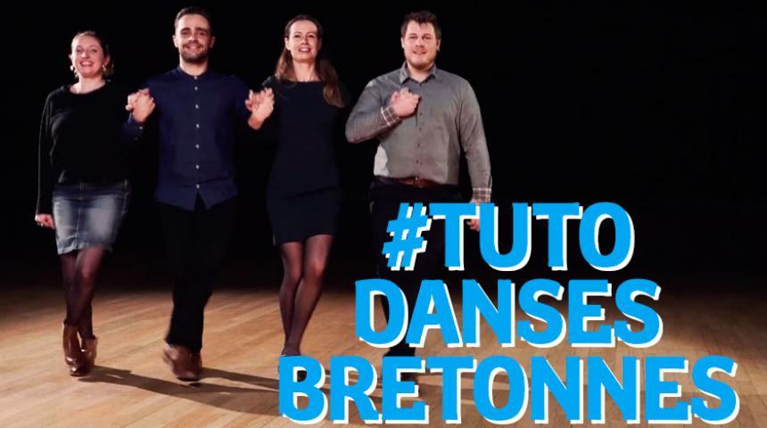 Tuto danses bretonnes