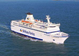 Avec le Bretagne, Brittany Ferries fête 30 ans de réussite économique et de partenariat emblématique avec les territoires bretons !