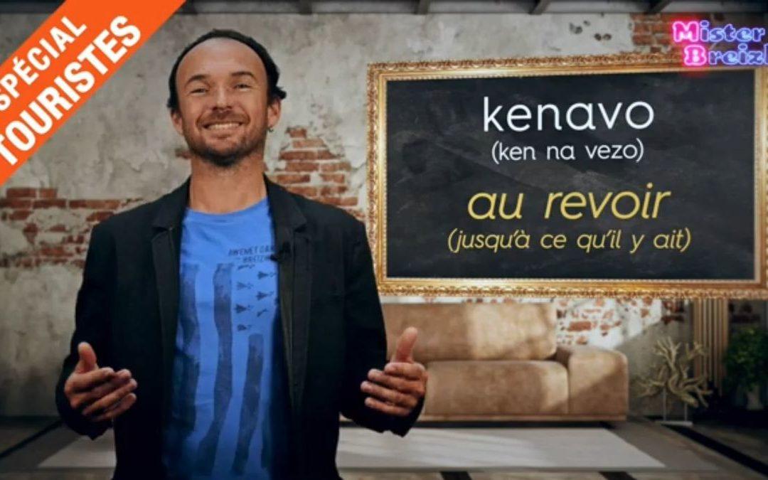«Mister Breizh», la web-série qui va vous aider à parler breton