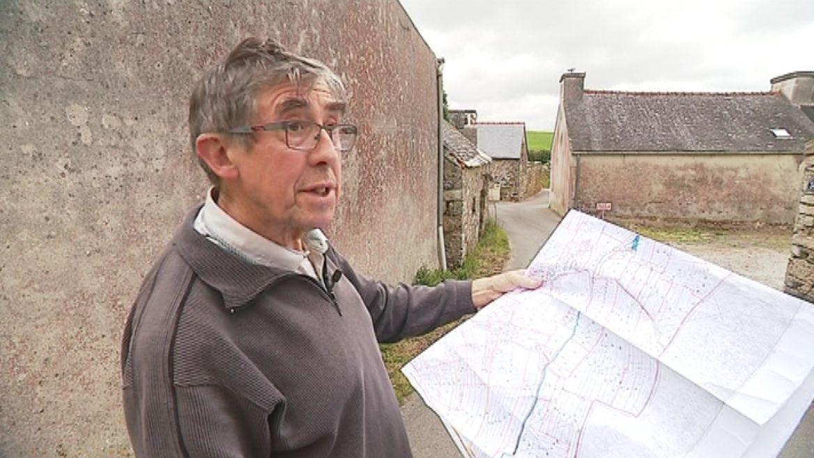 Polémique autour des noms de lieux à Telgruc-sur-mer dans le Finistère