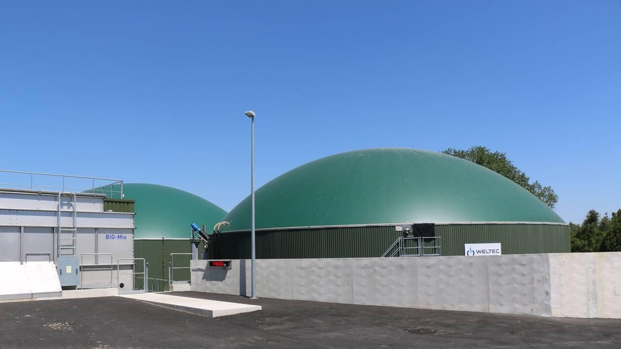 Pontivy communauté pionnière du gaz vert