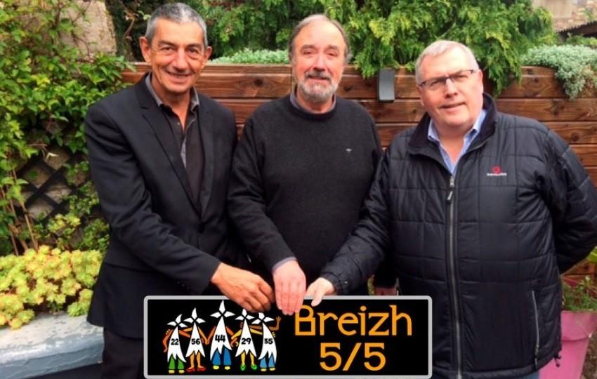 Bretagne réunifiée. Les rencontres de Breizh 5/5 à Pontivy